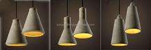 Outdoor Waterproof Real a Concrete Lamp Holder/Indoor Lighting / Suspension Decoration Lighting
