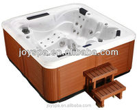 Hot!!! sexy whirlpool massage outdoor hot tub