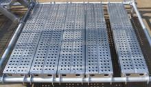 Galvanized Construction Metal Scaffolding Catwalk