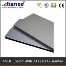 New produced aluminium plastics boards soundproof panel interior wall decorations