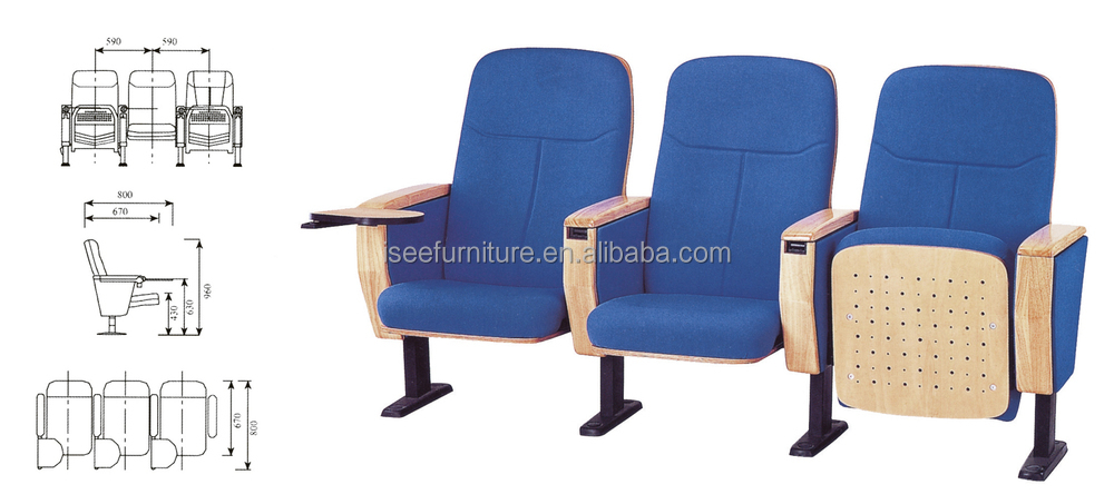 standard auditorium chair folding stadium conference seating ij501