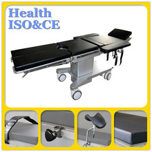 HOSPITAL AND CLINIC MEDICAL EQUIPMENT MECHANICAL SURGICAL OPERATING TABLE
