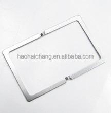 Household appliances electric heater stamping flat metal bracket