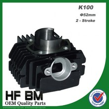 Top Quality Motorcycle Cylinder Body K100 China/Cylinder Parts (2-Stroke)