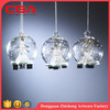 refined wholesale glass ball with christmas led light inside