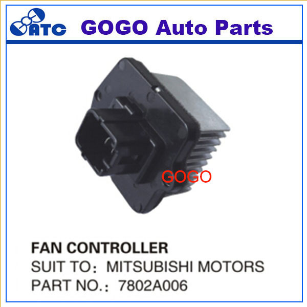 For Mitsubishi Lancer 7802A006 New Motors Blower Motor Control Module Resistor