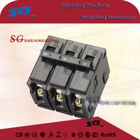 BHMEM Mini Circuit Breaker single phase DP TP