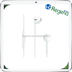OEM Original Headsets Earphones with Remote & Mic For iPhone 5 5S 5C 4S 6 plus