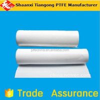 100 virgin ptfe molding sheet, extruded ptfe sheets, ptfe baking sheet plastic rubber products