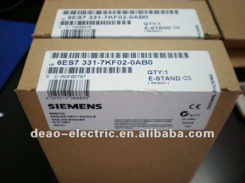 Siemens SIMATIC s7-300, Módulo de entrada analógica SM331 6ES7331-7KF02-0AB0