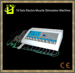 EMS HOME USE body fat loss muscles electro stimulation for salon or personal use
