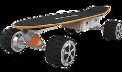 Wholesale Airwheel M3 cool outdoor scooters 4 wheeled electric longboard skateboard