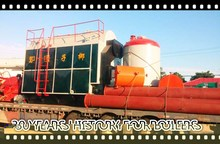 China famous water tube coal/wood fired steam boiler/atmospheric water coal fired thermal oil boilers