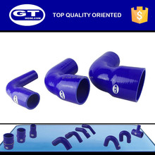 auto silicone turbo hose pipe/4 inch rubber hose/reducing elbow 90 degree silicone hose