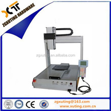 Good quality AC220V 50 - 60HZ 350W Automatic Glue Dispenser with 3 Axes