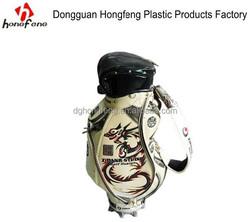 EVA storage waterproof golf bag with shoulder strap