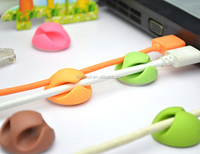 hot sales round two holes cable holder high quality multipurpose nail clips supplier
