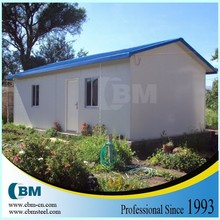low cost prefabricated one bedroom prefab house
