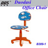 lovely colorful kids furniture study school student desk and chair B389-1