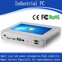 Low consumption touchscreen mini android pc