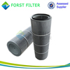 Forst Cellulose Paper Filters Ptfe Membrane Purifier Air Filter
