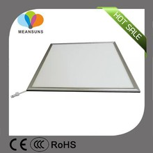 Surface Mounted 85-265V 5000K Two Row LED Flat Panel Lamps CE RoHS Certification