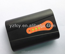 1S2P 3.7V 5200MAH rechargeable li-ion battery pack for heated clothing