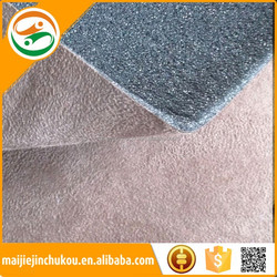 China Factory Polyester Upholstery Ultra Suede Fabric