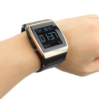 2015 New Smart lady watch man watch 1.54 Inch Touch Screen Bluetooth MTK6260A Gsm/gprs 850/900/1800/1900mhz Android Watch Phone