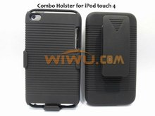 factory directly price, shell holster Funda case for ipod touch4