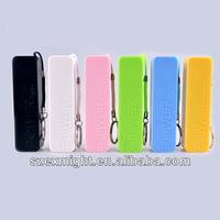 Wholesale price 2500mAh/2800mAh/3000mAh cute power bank for mobile phone, OEM&ODM order available