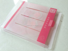 mobile phone cover pp plastic box for packing