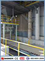 Big bag cement wrapping machinery in 2 tons bag