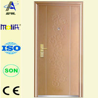 afol topping metal shed door CE ISO9001 BV SONCAP