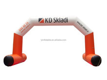 Commercial advertising archway/inflatable arch rental