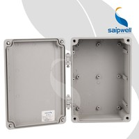 SAIP/SAIPWELL Factory Price 220*155*95mm IP66 Waterproof Junction Box Extruded Aluminium Box