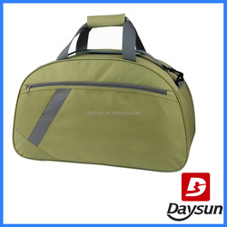 Green travel bags for ladies luggage bags