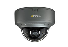 QSEE 2 Megapixel Varifocal Lens CMOS HD Network IP Dome Camera With POE