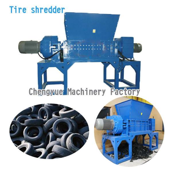 doudle arbre shredder broyeur de pneus utilis s machine pneumatique d chiqueteuse vendre. Black Bedroom Furniture Sets. Home Design Ideas
