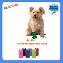 Cavalo atadura elástica coesiva Cat médica bandagem cão ( CE FDA aprovou fabricação )