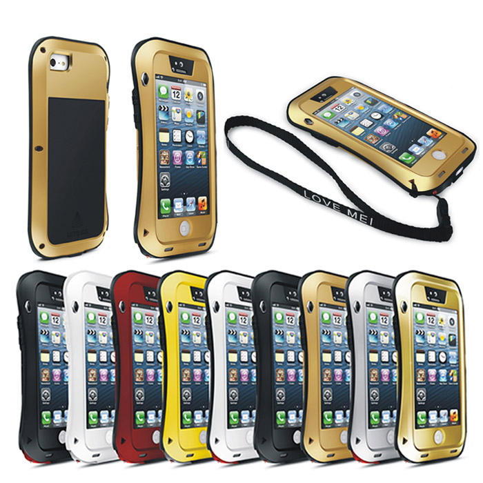 Small Waist Powerful Waterproof Dropproof Case For iPhone 5 Case,For iPhone Case