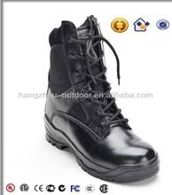 táctico botas para hombre cremallera lateral 511 táctico botas de hangzhou