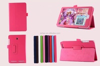 High Quality Lychee PU Leather Case with Stand For Acer Iconia A1-840 8 inch