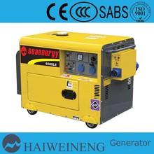 Mini generator, Small gasoline generator 2-5kva