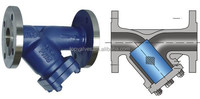 2014 China aliexpress API cast steel Y strainer