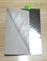 silver golden 2mm aluminium foil paper