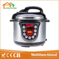High Quality Energy Saving Multifunction Food Processor Stainless Steel Chopping Blade 5L Electric Multi Cooker
