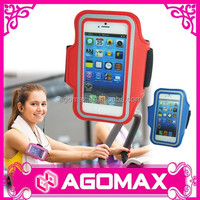 High quality multifunctional reusable mobile PU armband case