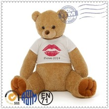 Custom plush toy, china plush toy animals EN71 ASTM standard, teddy bear big