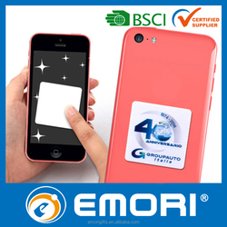 Wholesales adhesive microfiber screen cleaner